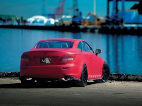 Ver foto 3 de Lexus IS 350C by Vip Auto Salon 2009