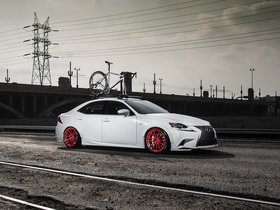 Ver foto 2 de Lexus IS AWD by Gordon Ting 2013