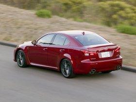 Ver foto 27 de Lexus IS F 2008