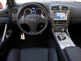 Ver foto 20 de Lexus IS F 2008