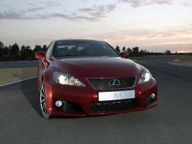 Ver foto 17 de Lexus IS F 2008