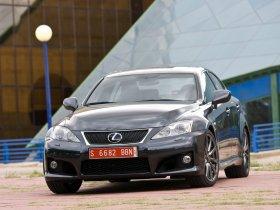 Ver foto 10 de Lexus IS F 2008