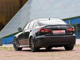 Ver foto 9 de Lexus IS F 2008