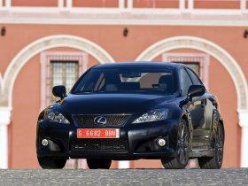 Ver foto 7 de Lexus IS F 2008
