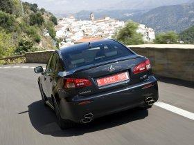 Ver foto 5 de Lexus IS F 2008