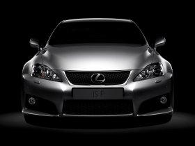 Ver foto 3 de Lexus IS F 2008
