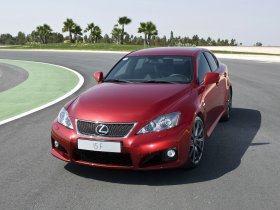 Fotos de Lexus IS F 2008