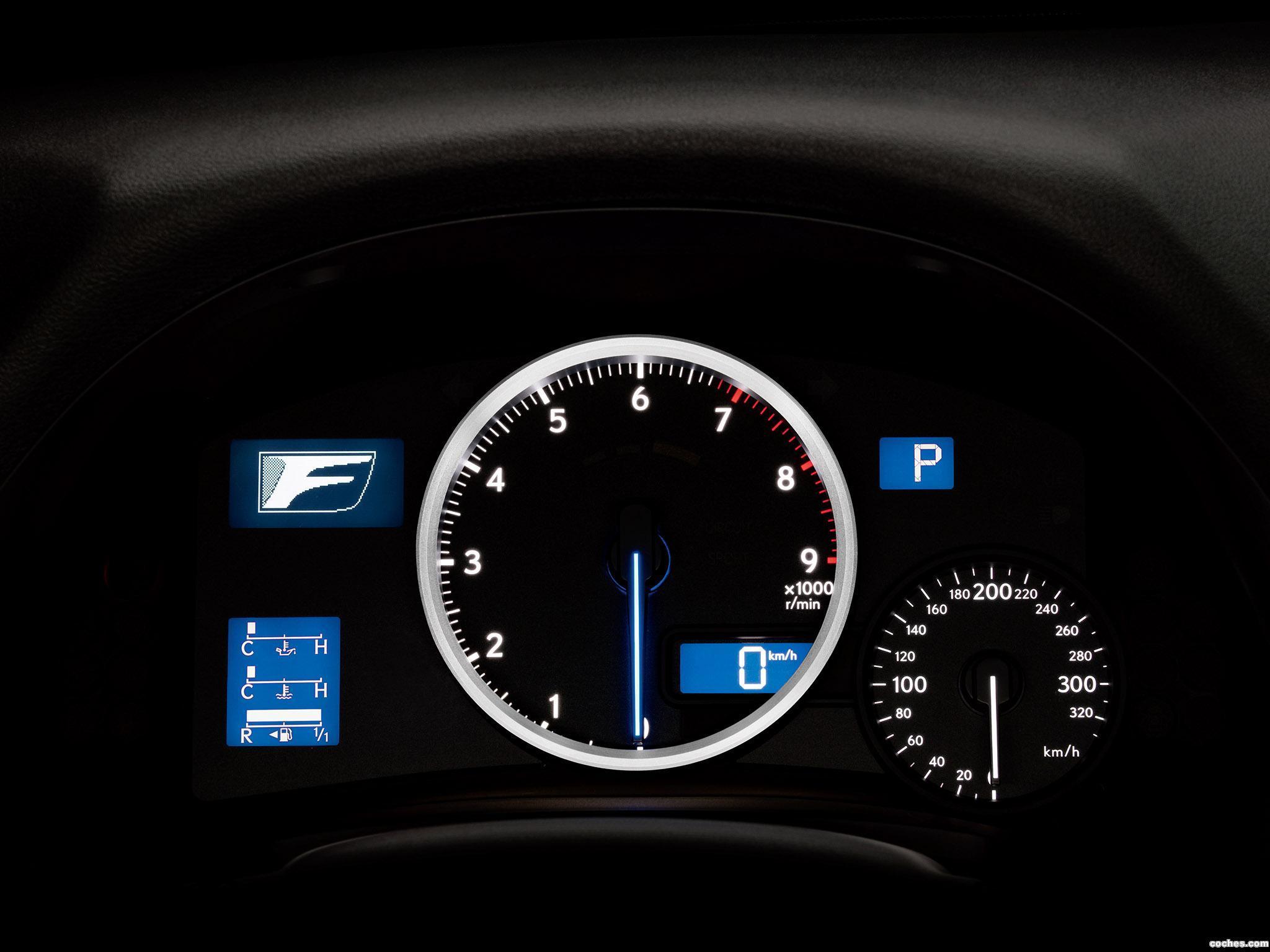 Foto 3 de Lexus IS-F 2010