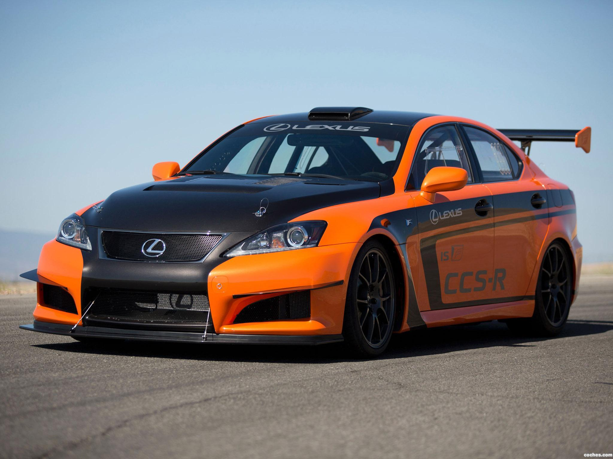 Foto 0 de Lexus IS-F CCS-R XE20 2011