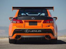 Ver foto 2 de Lexus IS-F CCS-R XE20 2011