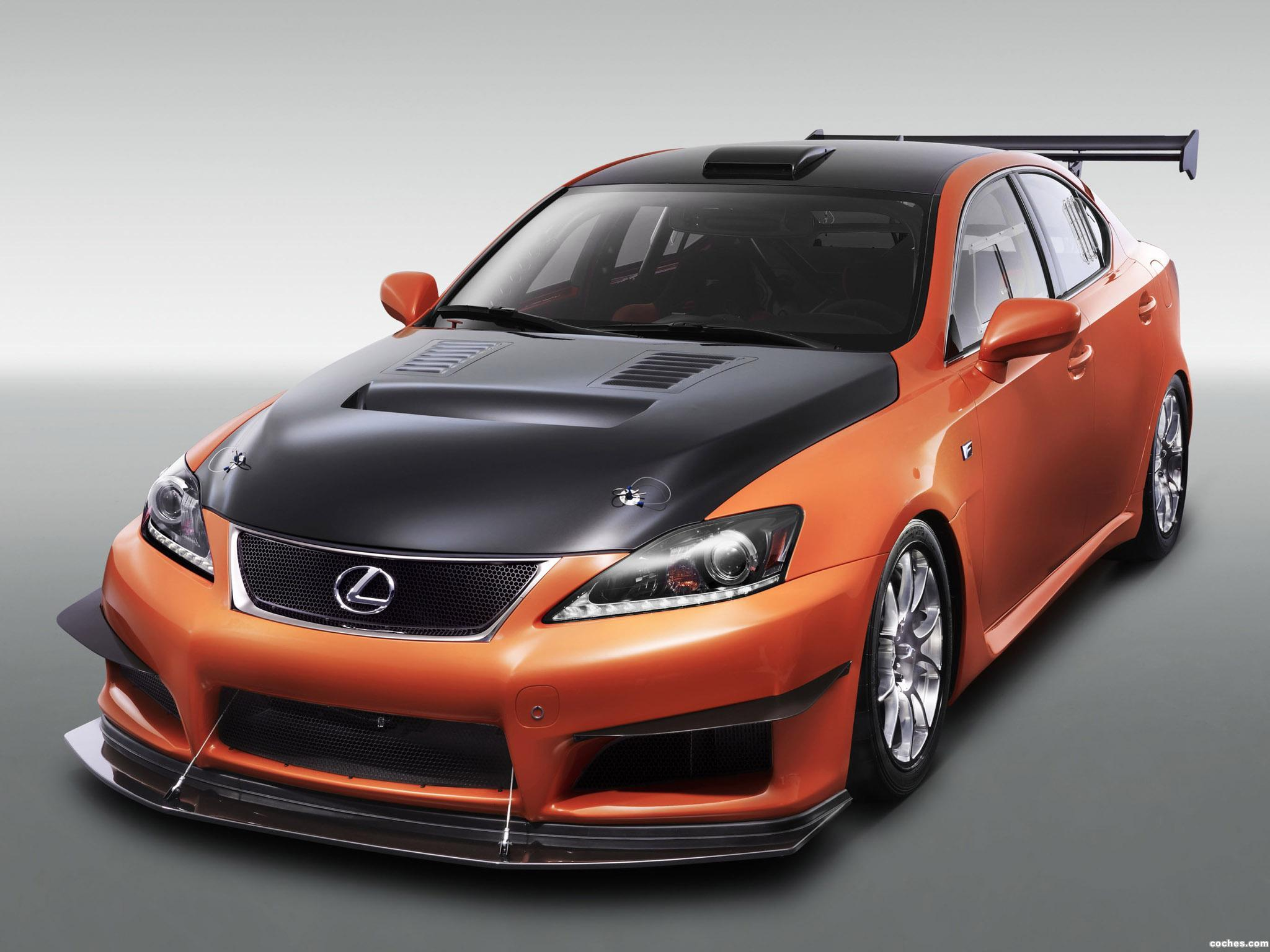 Foto 0 de Lexus IS-F Club Circuit Sports Racer 2011