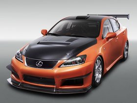 Fotos de Lexus IS-F Club Circuit Sports Racer 2011