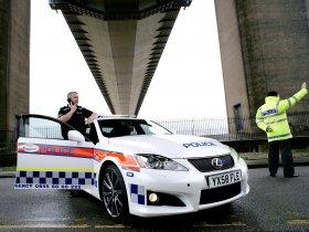 Ver foto 5 de Lexus IS-F Police 2009