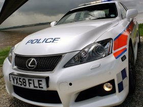 Ver foto 4 de Lexus IS-F Police 2009