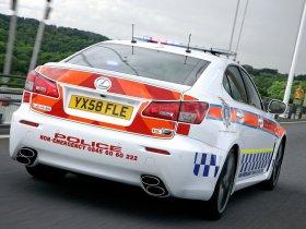 Ver foto 2 de Lexus IS-F Police 2009