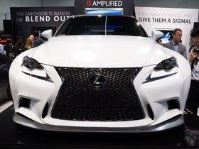 Ver foto 5 de Lexus IS F-Sport Deviantart Robert Evans VIP Auto Salon 2013