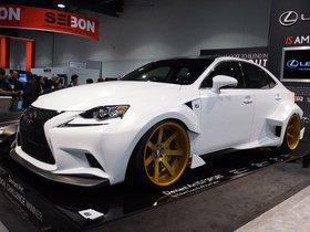 Ver foto 4 de Lexus IS F-Sport Deviantart Robert Evans VIP Auto Salon 2013