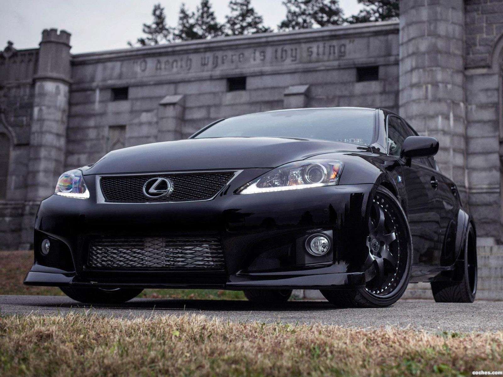 Foto 0 de Lexus IS-F Twin Turbo Fox Marketing 2012