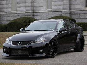 Ver foto 4 de Lexus IS-F Twin Turbo Fox Marketing 2012