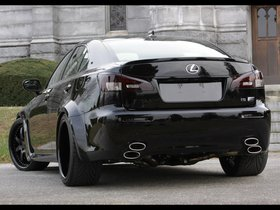 Ver foto 2 de Lexus IS-F Twin Turbo Fox Marketing 2012