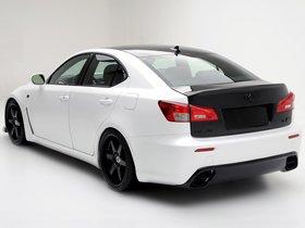 Ver foto 3 de Lexus IS-F Ventross 2009