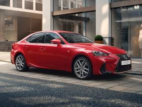 Ver foto 1 de Lexus IS 2017