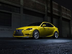 Ver foto 4 de Lexus IS350 F-Sport by Vossen Wheels 2013