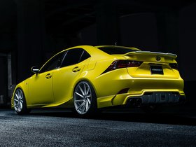 Ver foto 3 de Lexus IS350 F-Sport by Vossen Wheels 2013