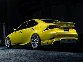 Ver foto 3 de Lexus IS350 F-Sport by Vossen Wheels 2013