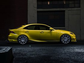 Ver foto 2 de Lexus IS350 F-Sport by Vossen Wheels 2013