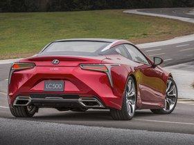 Ver foto 21 de Lexus LC 500 2016