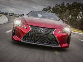 Ver foto 15 de Lexus LC 500 2016