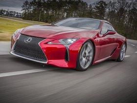Ver foto 14 de Lexus LC 500 2016