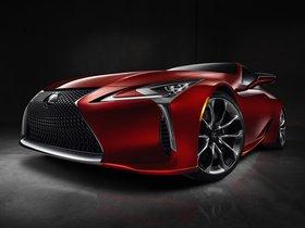 Ver foto 9 de Lexus LC 500 2016