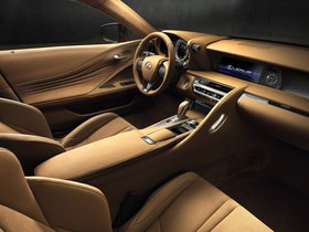 Ver foto 28 de Lexus LC 500 2016