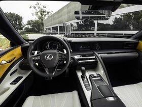 Ver foto 12 de Lexus LC 500 Inspiration Concept 2018