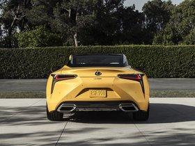 Ver foto 2 de Lexus LC 500 Inspiration Concept 2018