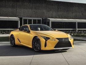 Ver foto 1 de Lexus LC 500 Inspiration Concept 2018