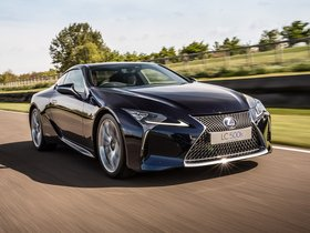 Fotos de Lexus LC 500h UK  2017