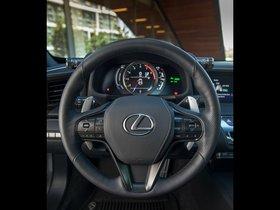 Ver foto 40 de Lexus LC 500h USA 2017