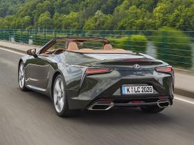Ver foto 6 de Lexus LC 500 Convertible 2020