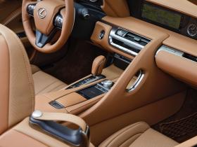 Ver foto 15 de Lexus LC 500 Convertible 2020