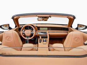 Ver foto 11 de Lexus LC 500 Convertible 2020