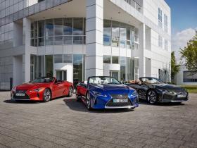 Ver foto 3 de Lexus LC 500 Convertible 2020