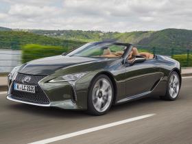 Ver foto 9 de Lexus LC 500 Convertible 2020