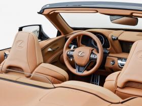 Ver foto 14 de Lexus LC 500 Convertible 2020