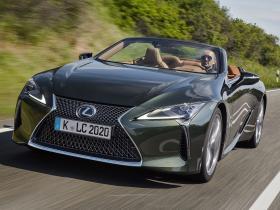 Ver foto 10 de Lexus LC 500 Convertible 2020