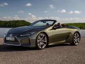 Ver foto 7 de Lexus LC 500 Convertible 2020