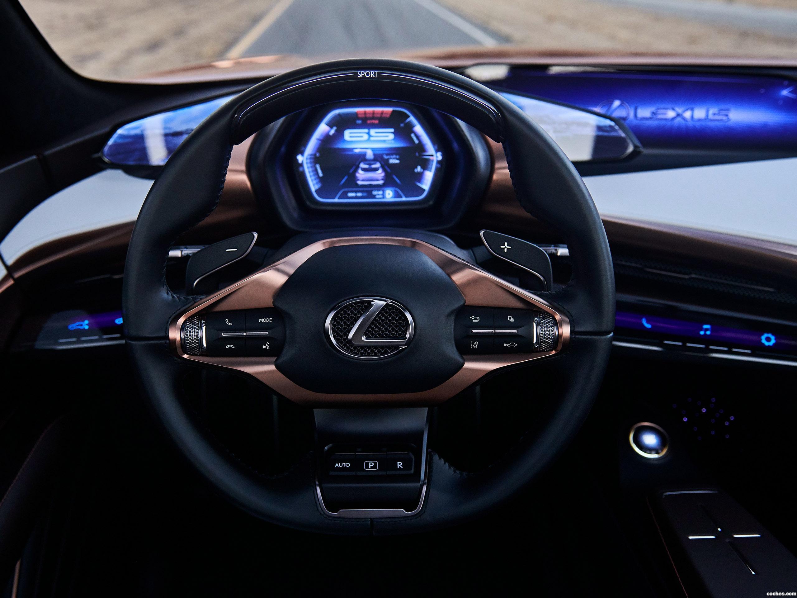 Foto 37 de Lexus LF-1 Limitless 2018