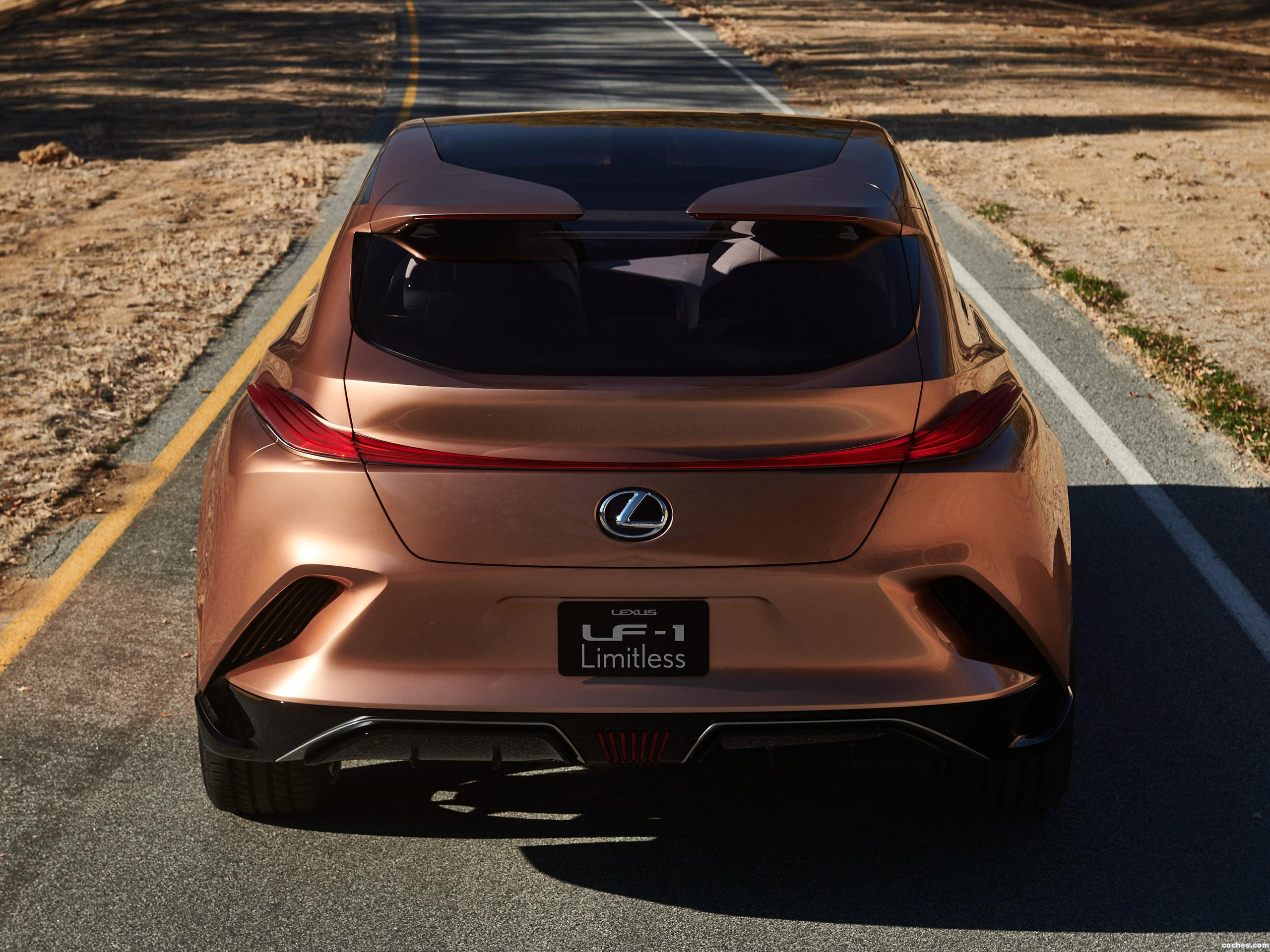 Foto 23 de Lexus LF-1 Limitless 2018